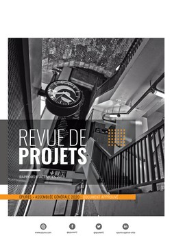 revue projets 2019
